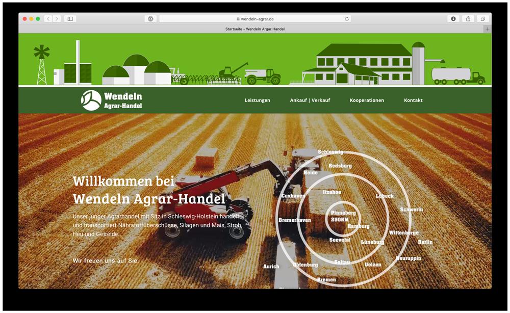 Wendeln-Agrar Handel